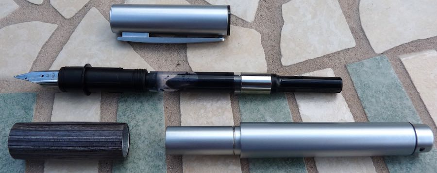 Lamy Accent deconstructed